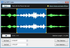 Free MP3 Cutter free download